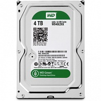 Жорсткий диск Western Digital Green 4TB SATA III